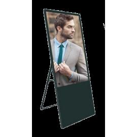 LCD  شاشة عامودية 32 بوصة   S32R  بنظام IPS
