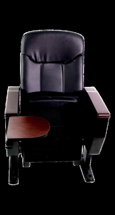 كرسي سينما جلد / مع طاولة